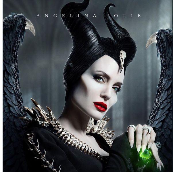 黑魔女劇照、安潔莉娜裘莉美照