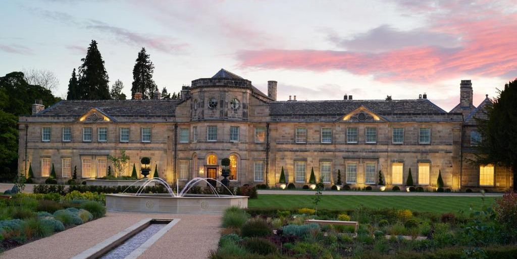 This is Britain's best hotel for 2022, according to the AA