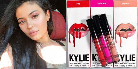 「kylie cosmetics」的圖片搜尋結果