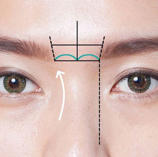 Eyebrow, Face, Forehead, Skin, Eye, Nose, Eyelash, Head, Cheek, Close-up,