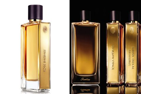 法國嬌蘭頂級訂製精品香水叛逆玫瑰淡香精