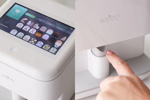 指甲打印機