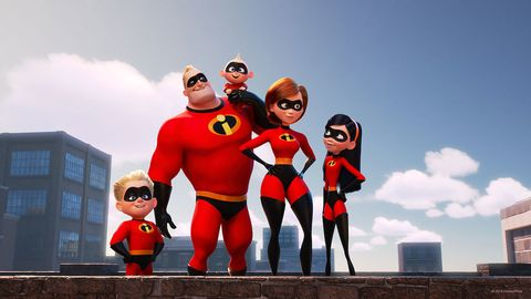 Animated cartoon, Fictional character, Superhero, Hero, Suit actor, Fun, Animation, Costume,