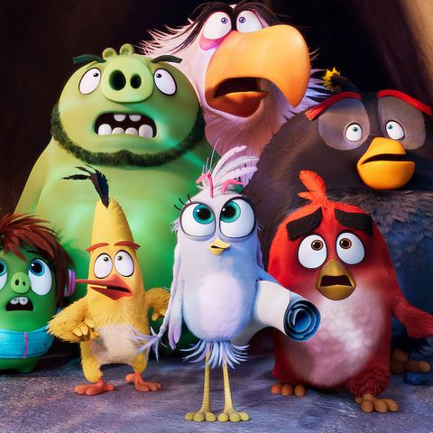 Kids Movies On Netflix - The Angry Birds Movie 2