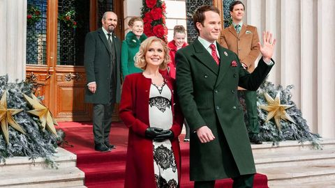 A Royal Christmas Cast.A Christmas Prince The Royal Baby Release Date News Cast