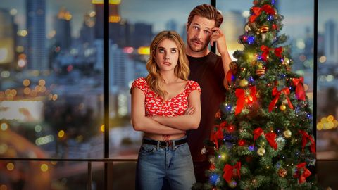 netflix christmas movie holidate