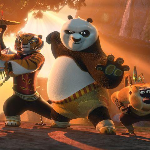 Best Kids Movies On Netflix - Kung Fu Panda 2
