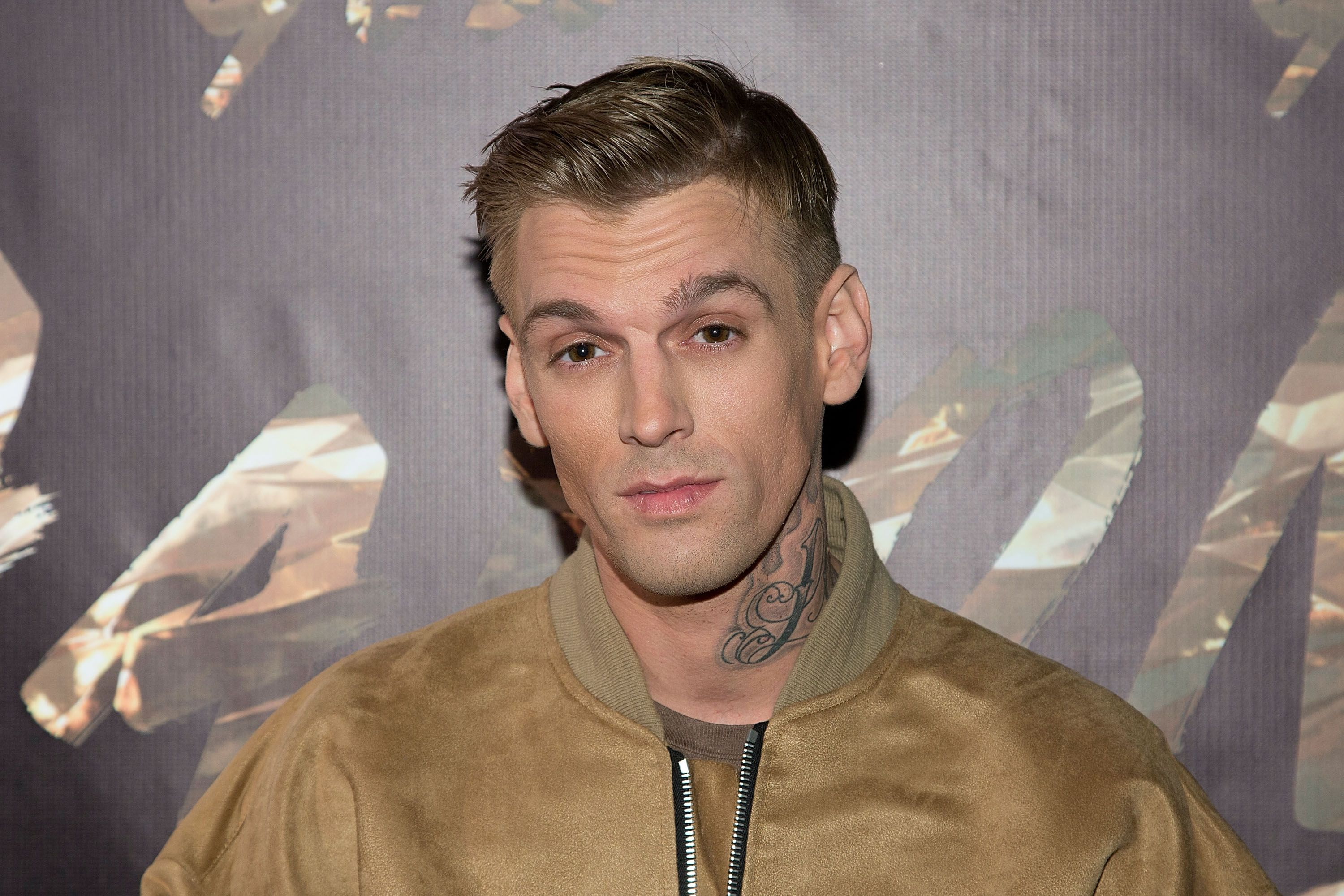 R.I.P. Brotherly Love: Aaron Carter Claims There's Too Much Animosity With Nick