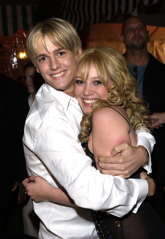 Hilary Duff Steals Lindsay Lohan's Boyfriend Aaron Carter