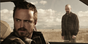 Breaking Bad aaron paul el camino