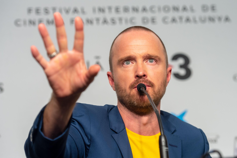 """Aaron Paul: """"'El Camino' es el final para Jesse Pinkman"""""""