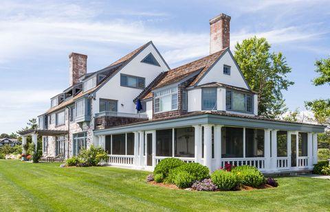 Katherine Hepburn House
