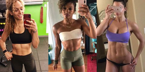How to get a six-pack, according to 3 women with crazy strong cores