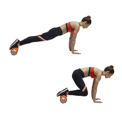 foam roller workout for runners