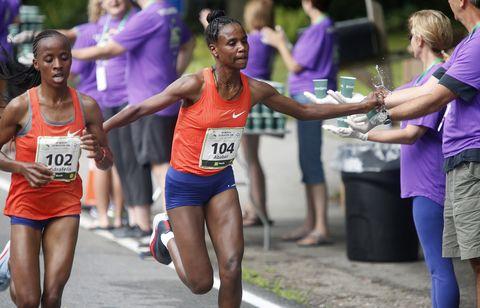 Ababel Yeshaneh - Medio Maratón récord mundial