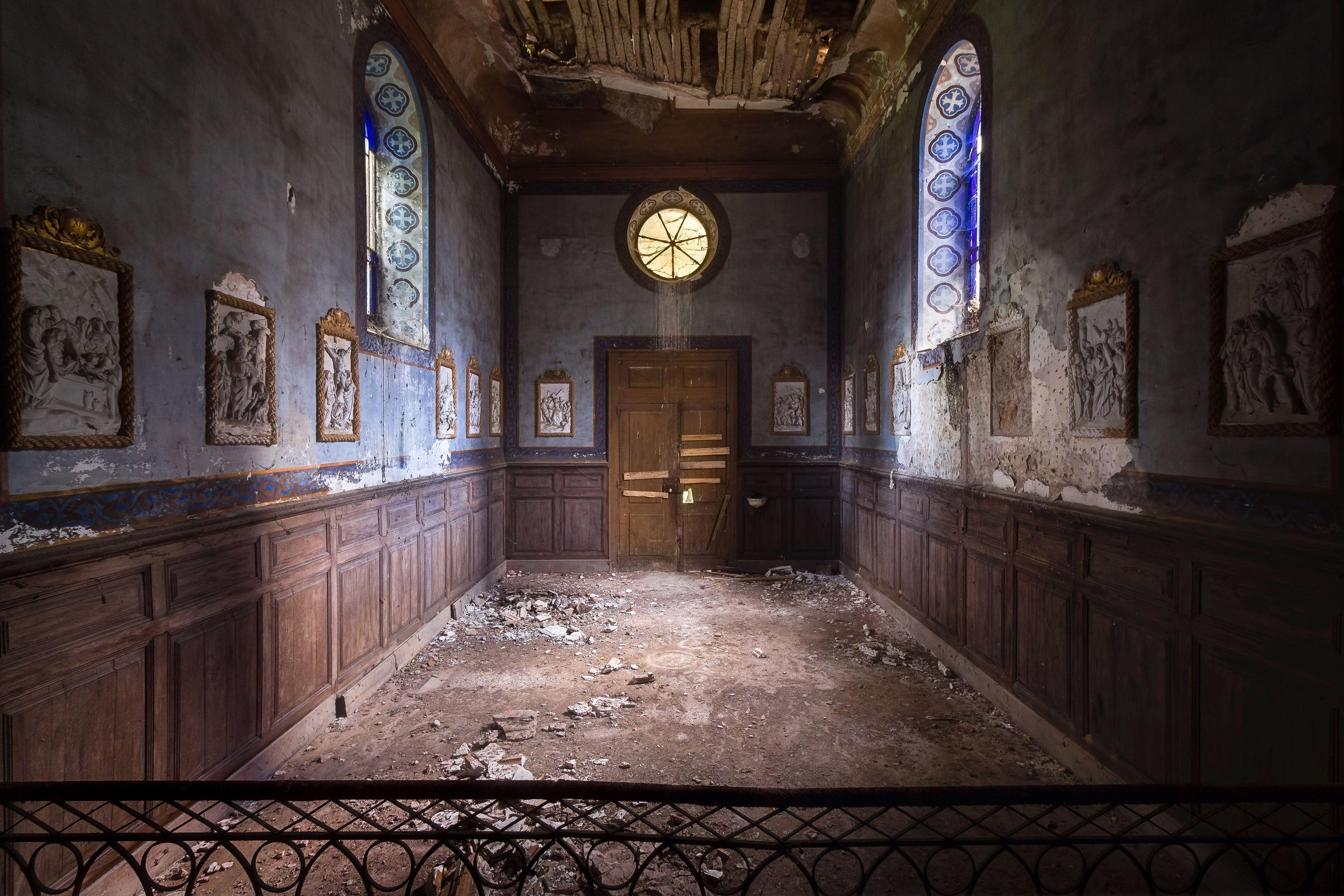 Abandoned Church 10 abandoned church photos - abandoned places
