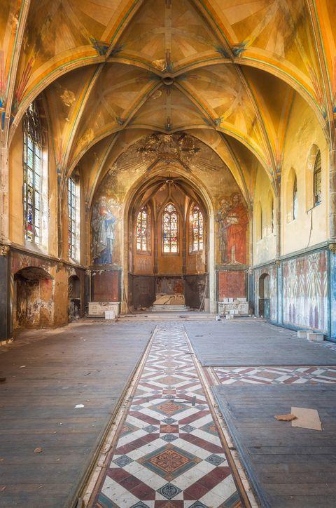 abandoned churches germany