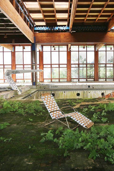abandoned resorts