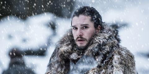 Snow, Winter storm, Fur, Blizzard, Winter, Freezing, Beard, Facial hair, Human, Fur clothing,