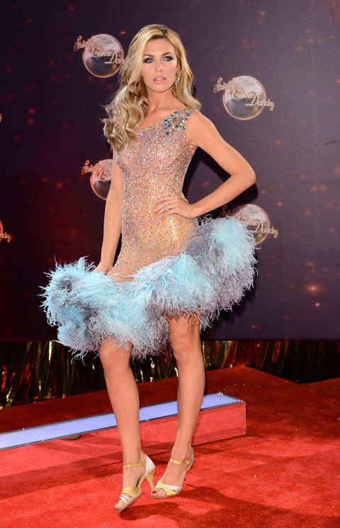 """""""strictly come dancing"""" red carpet launch arrivals"""