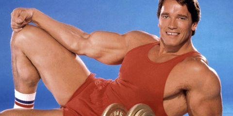 Bodybuilder, Muscle, Barechested, Arm, Chest, Abdomen, Bodybuilding, Shoulder, Neck, Human body,