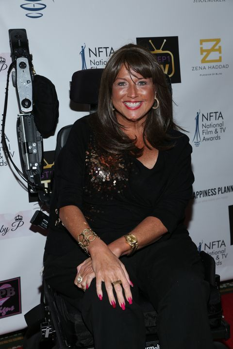 Abby Lee Miller Wheelchair - Why is Abby Lee Miller in a Wheelchair?