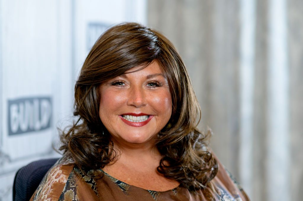 Abby Lee Miller Just Shared an Instagram Of Herself Standing In A Pool After A Year In A Wheelchair