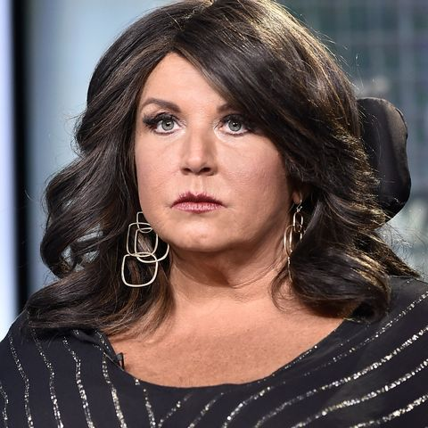 """Abby Lee Miller Vists """"The Claman Countdown"""""""