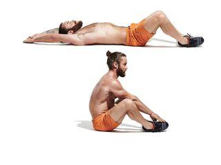 abdominales CrossFit para quemar grasa
