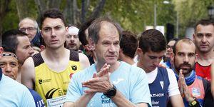 Celebrities Run The Movistar Madrid Half Marathon