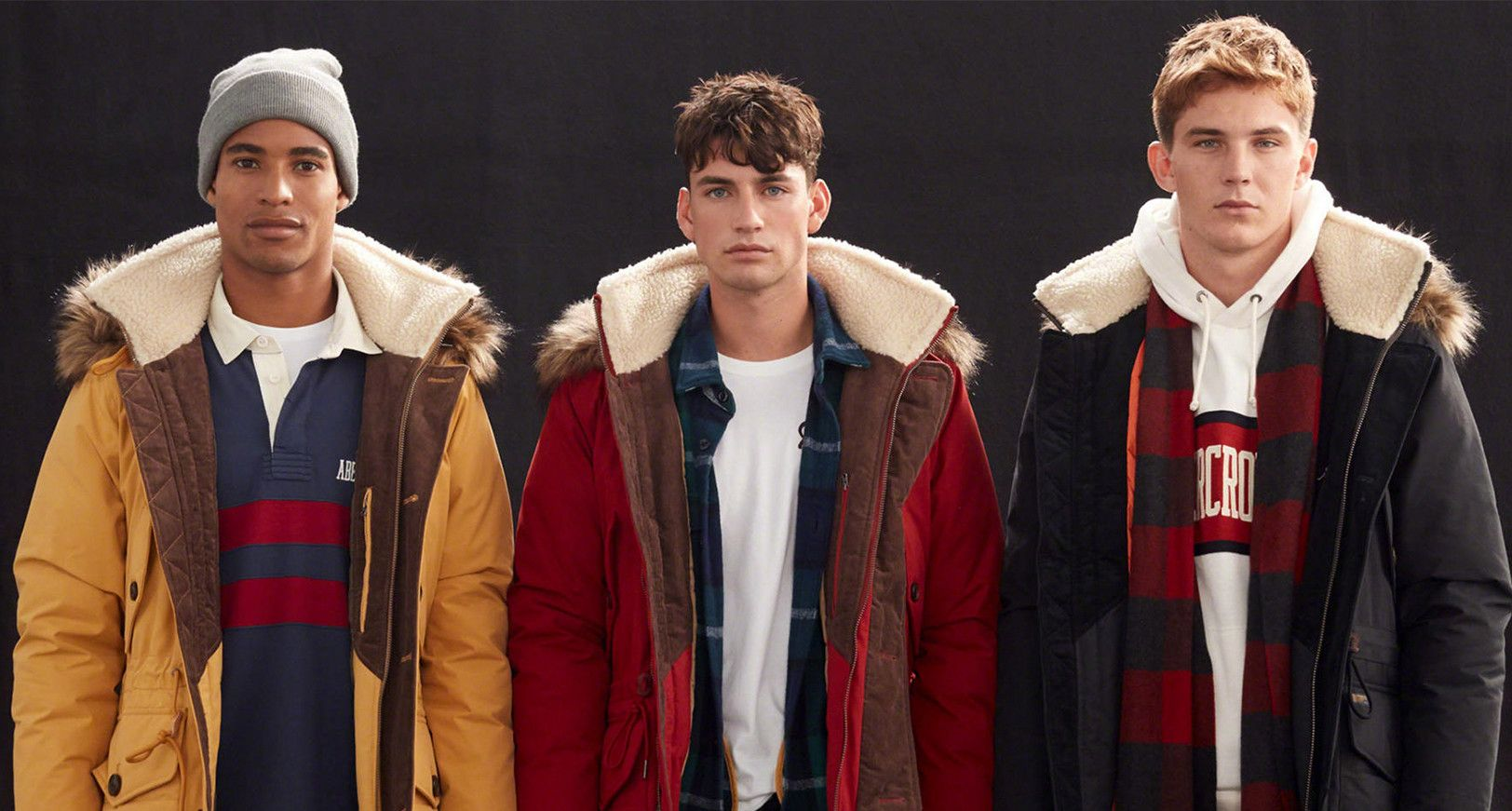 Need a Coat? You Should Be Shopping Abercrombie's Ridiculously Good Sale Right Now.