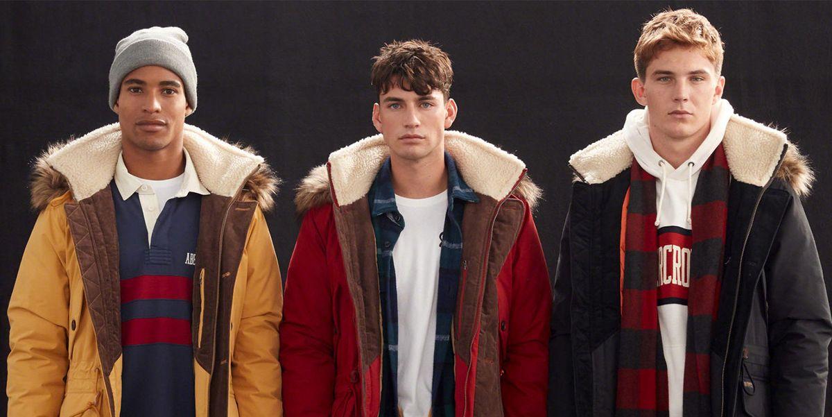 f782a2f2837c Potrebujete kabát  Teraz by ste si mali kúpiť Abercrombieho smiešne ...