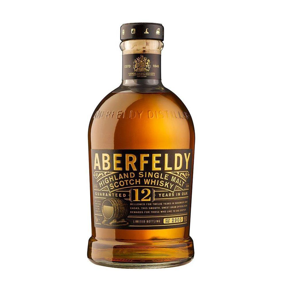 Aberfeldy 12 Single Malt Scotch Whisky
