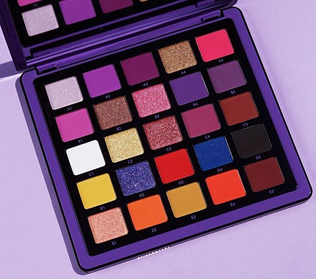 Anastasia Beverly Hills' new 25-shade eyeshadow palette is their biggest (and best) yet