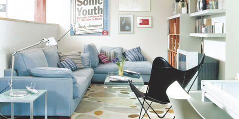 Tendencias actuales para decorar tu mini salón