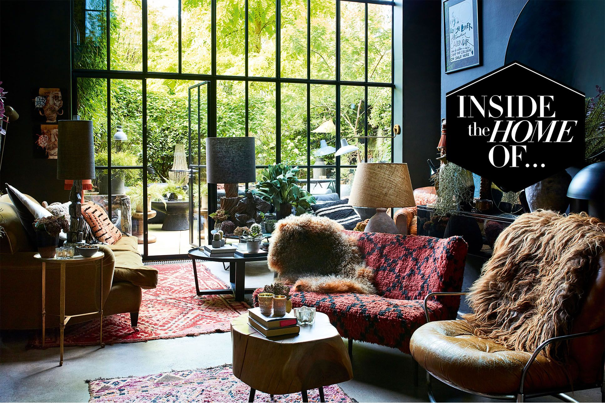 Inside the home of... Abigail Ahern