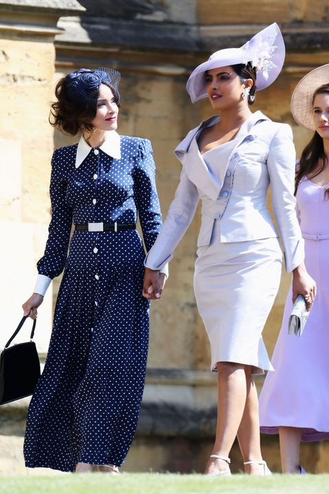 Abigail Spencer and Priyanka Chopra