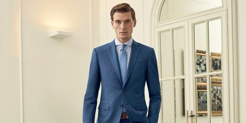 Abiti da cerimonia uomo  tendenze moda 2018 2d1ecc379f5