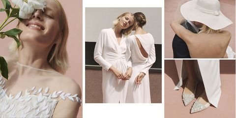 1c03a81fbe86 Abito da sposa  le 7 tendenze moda dalla collezione Max Mara Bridal ...