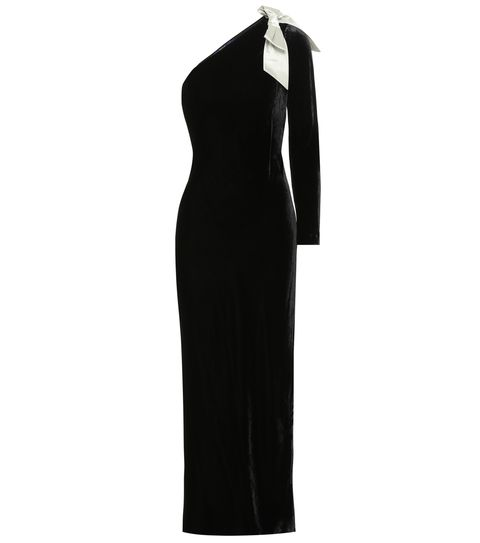 Dress, Clothing, Black, Cocktail dress, Shoulder, Little black dress, Day dress, Formal wear, Sleeve, Sheath dress,