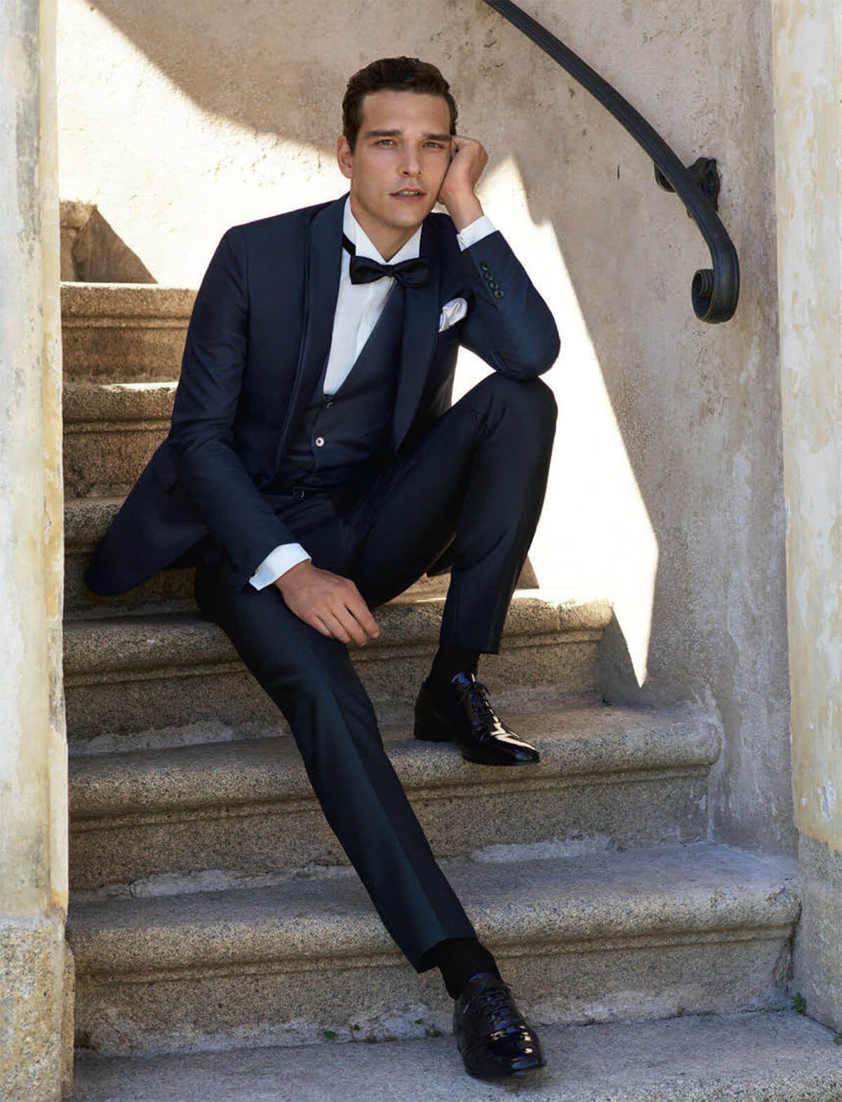 Matrimonio Look Uomo : Abiti da cerimonia uomo tendenze moda