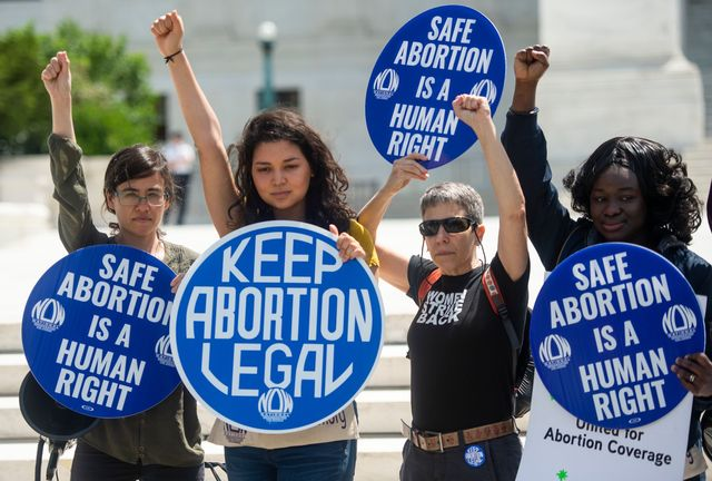abortion protests