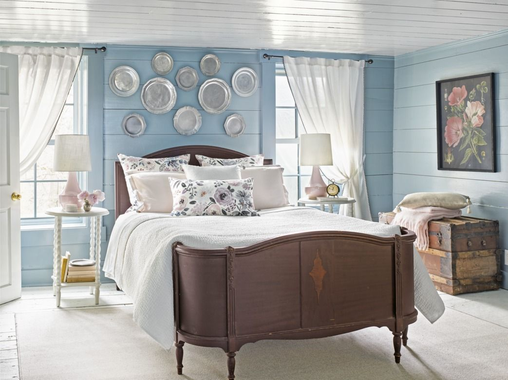 Picture of: 20 Decor Ideas To Try Above Your Bed How To Decorate The Space Above Your Bed