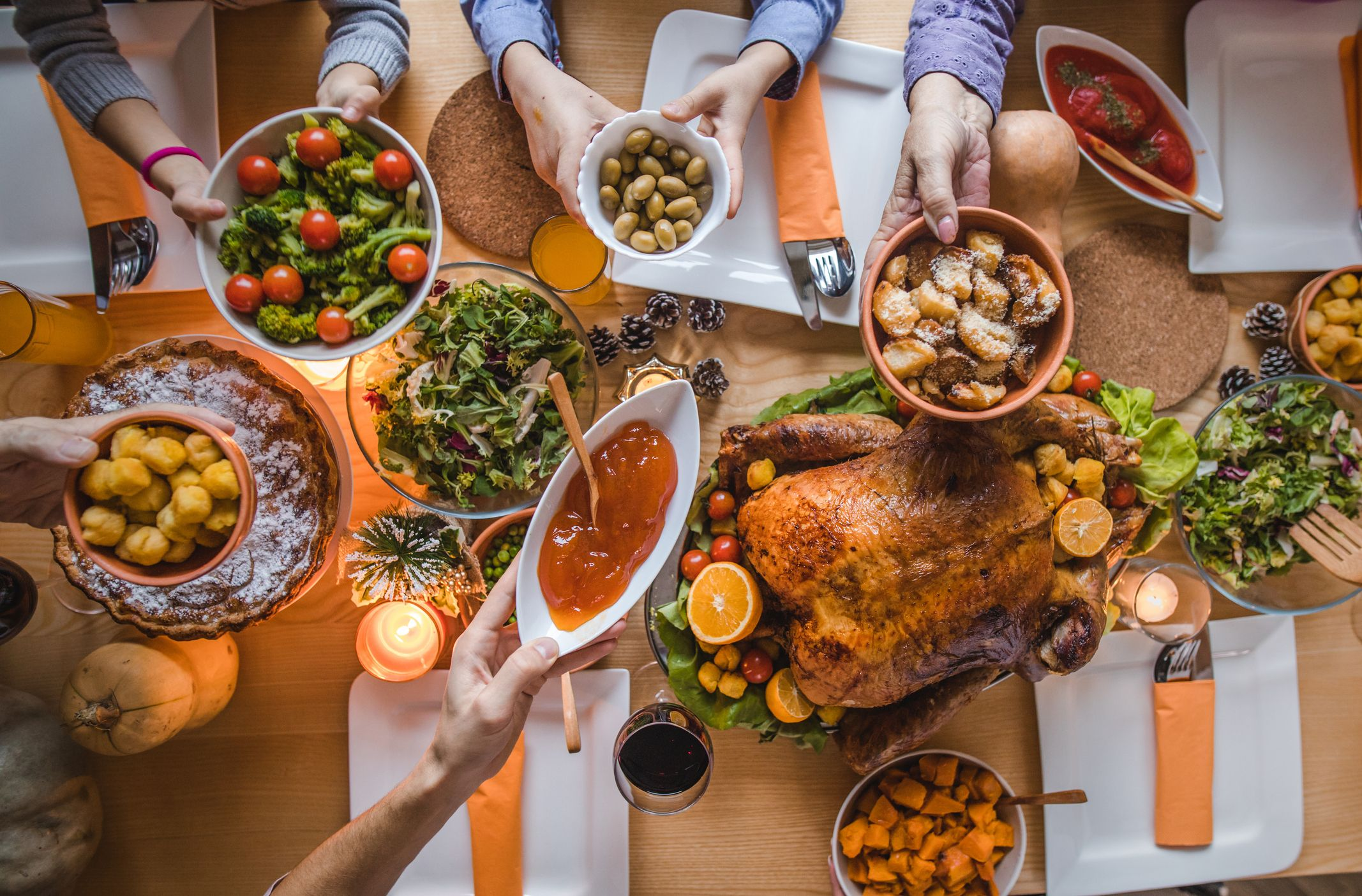 Best Thanksgiving Side Dishes to Boost Your Health This Holiday