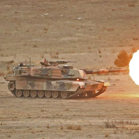 Australian Army Demonstrates Firepower In  Exercise Chong Ju