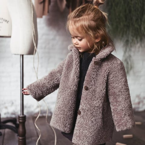 Zara lanza una colección para las más pequeñas inspirada en la colección para mujer.