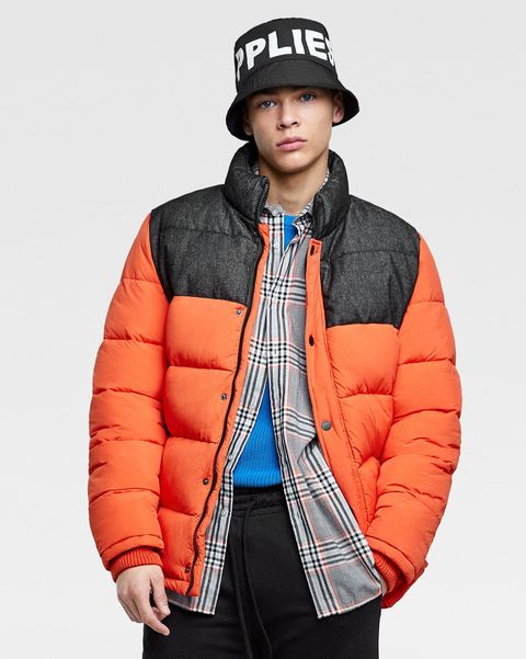 ropa de abrigo, abrigo hombre zara, abrigo rebajas hombre