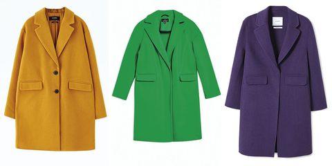 Especial abrigos. Los abrigos de moda está temporada.