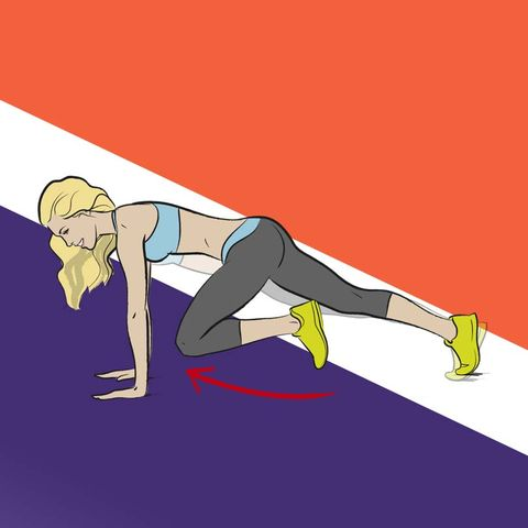 pilates workout home