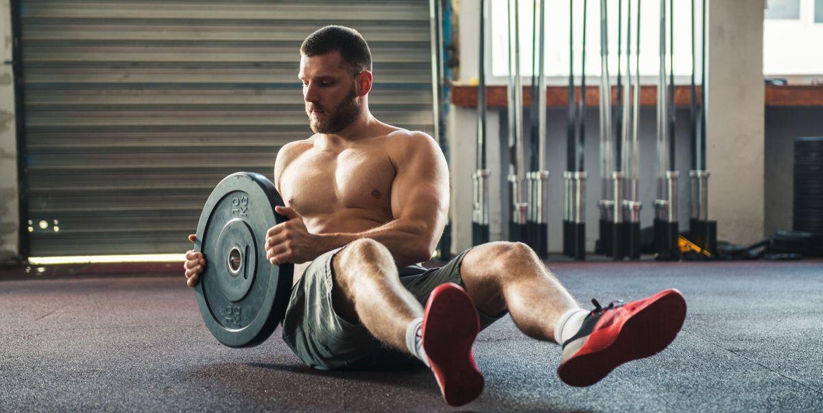 Sex ab workout